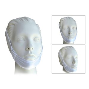 Chinstrap Regular White