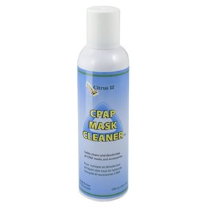 Citrus II CPAP Mask Cleaner 8 oz Spray