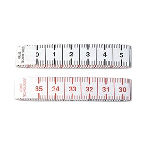 Grass Disposable Tape Measure 2 Pack