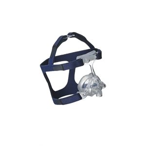 Headgear for Cirri-mini CPAP mask (size child large), assembled with two buckles, Qty 1