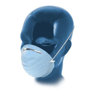 Mask, Blue Cone Qty 50