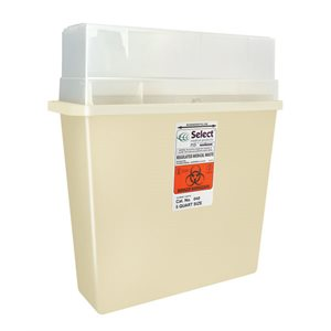 Sharps Container - 5 Quart