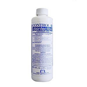 Control III Disinfectant 16 oz Concentrate Qty 12