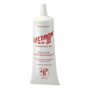 Lectron II Electrode Conductivity Gel 250ml Qty 12