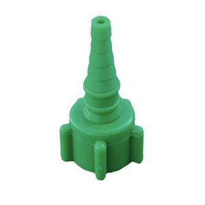 "Oxygen Tubing ""Christmas Tree Connector"" Swivel, Qty 10"