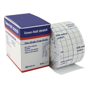 Tape, Cover Roll Stretch, 2""